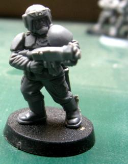 Cadians, Imperial Guard, Veteran