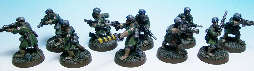 Guard, Imperial, Legion, Mech, Mechanized, Panzer, Steel, Steel Legion