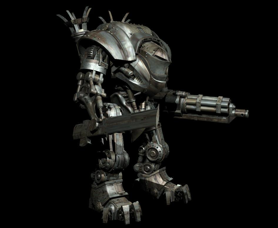 Crusader, Dreamforge, Knights, Leviathan, Mech, Mortis, Robot, Titan, Walker