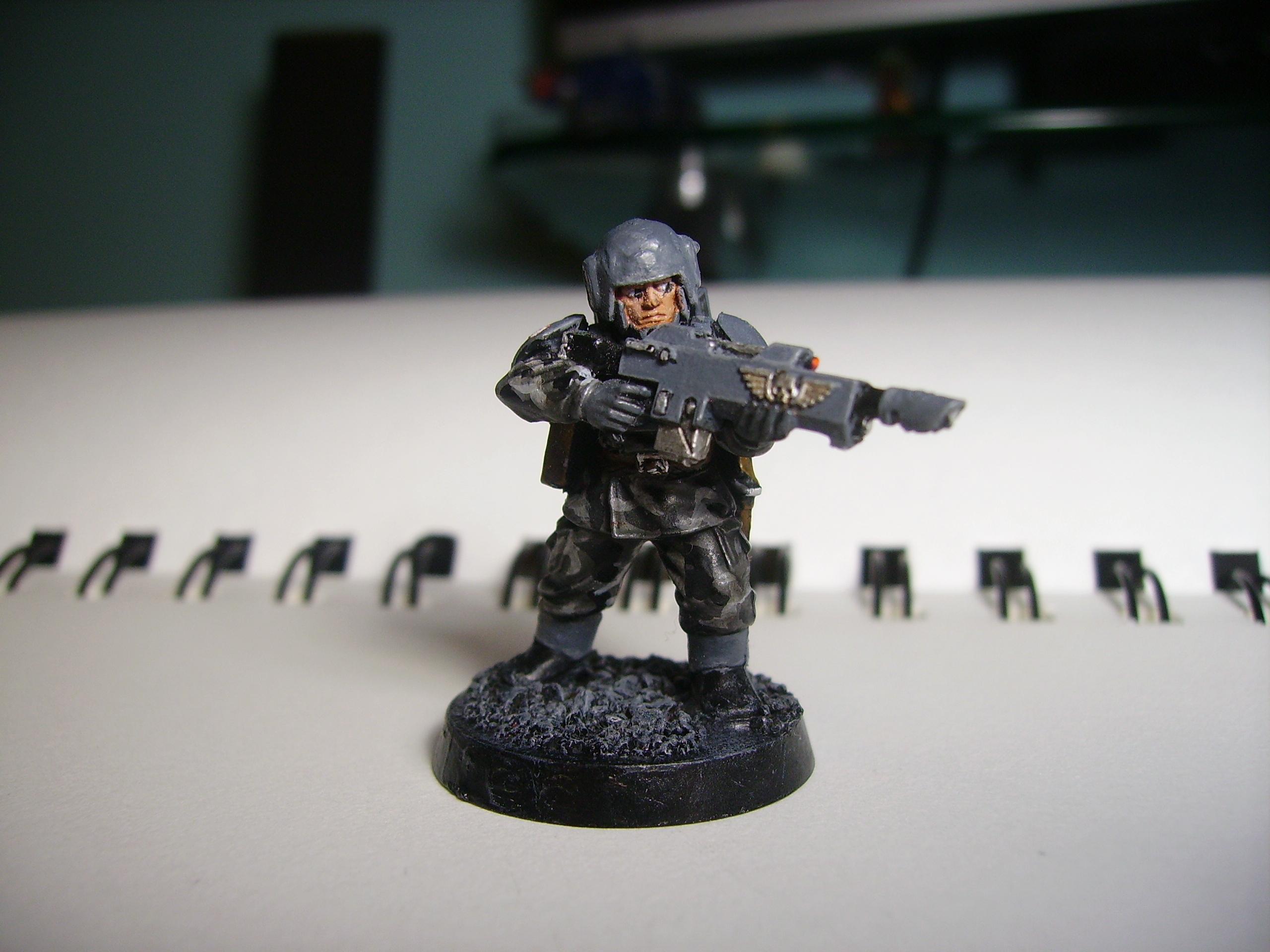 urban guardsman