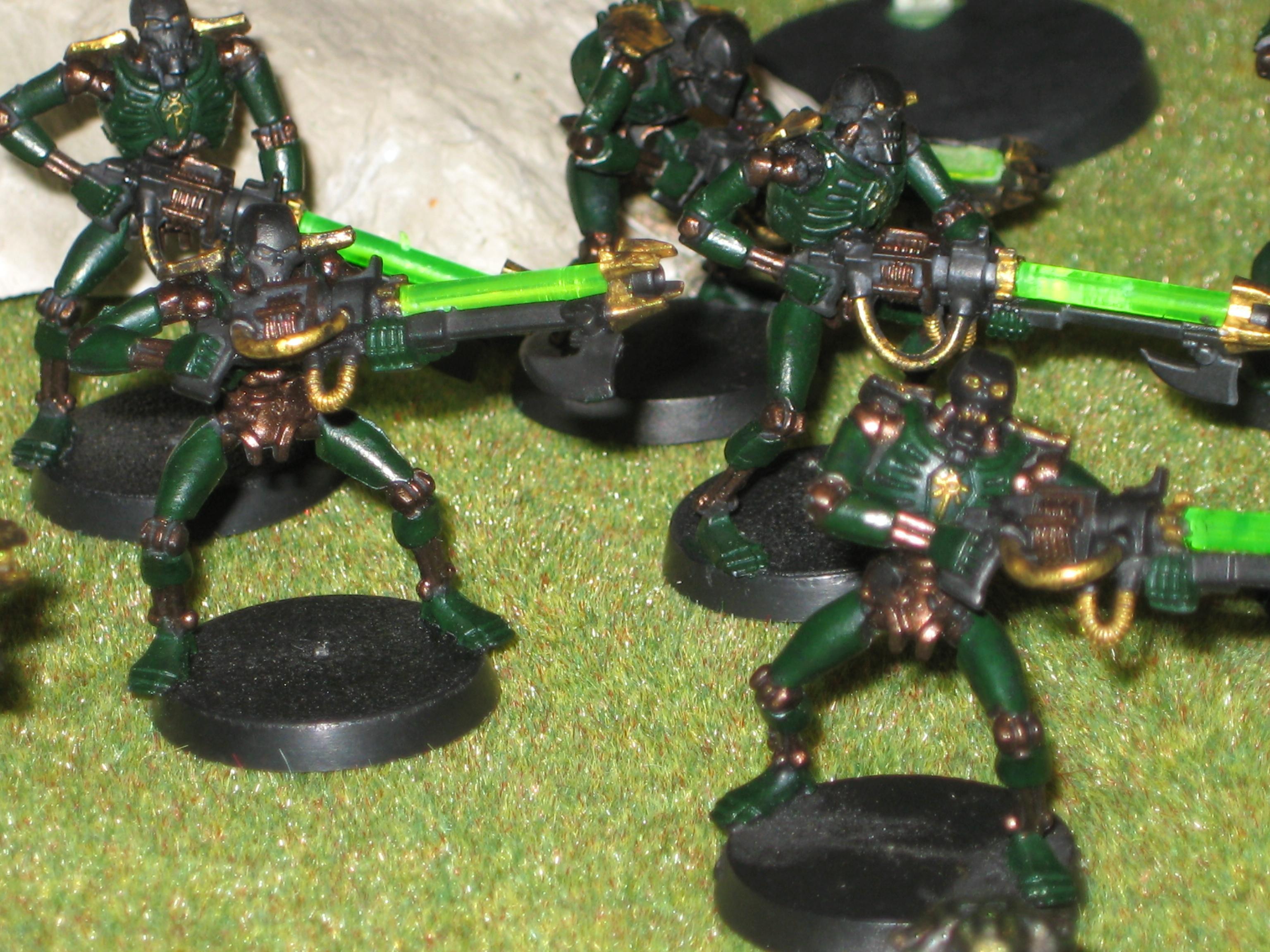 Necron Warriors, Necrons