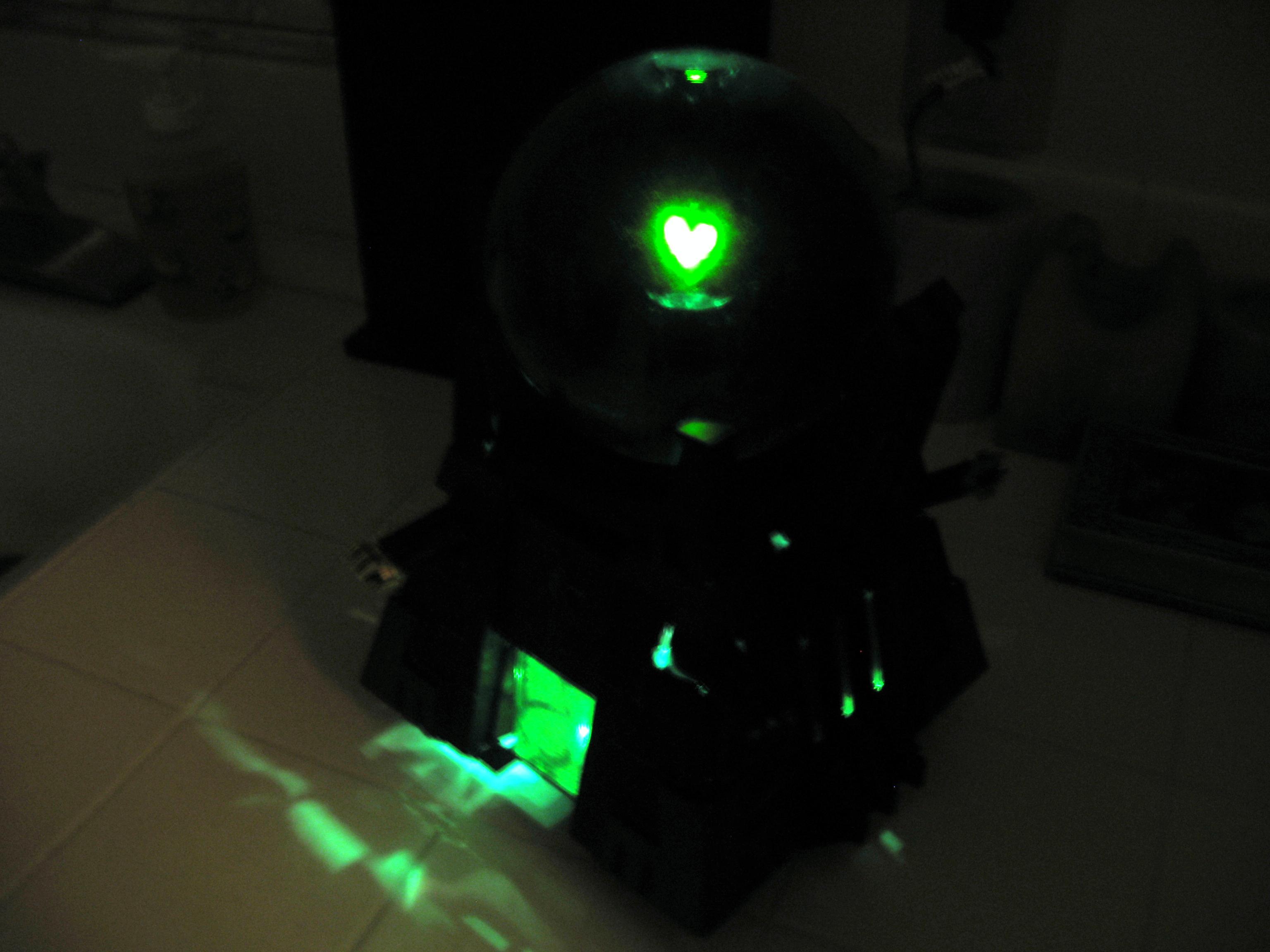 LED, Monolith, Necrons