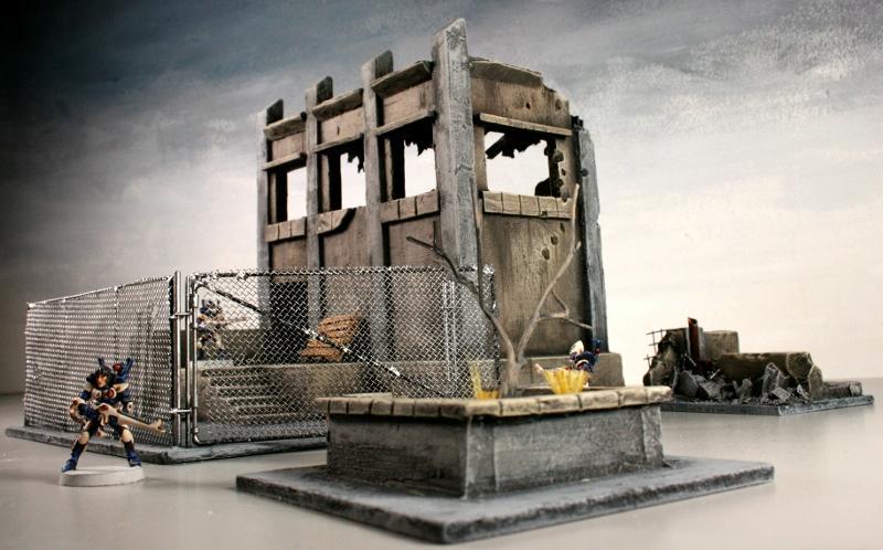 Cities Of Death, Scratch Build, Terrain, Urban