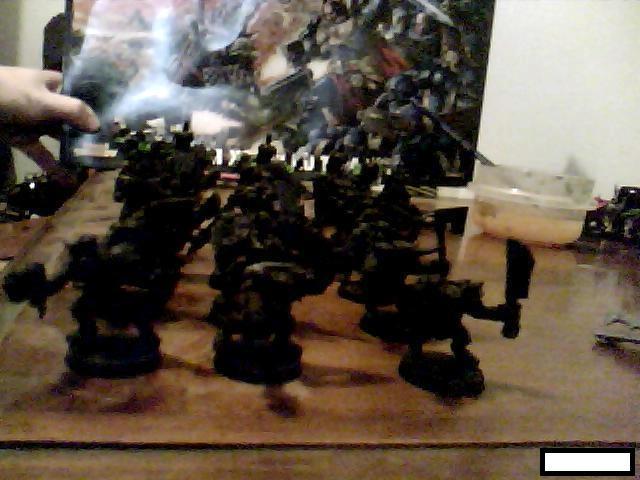 Ork Wip, Uz Be need'n da medicz (WIP first army ever)