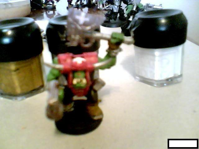 Orkz Ork Medicz, My first Ork