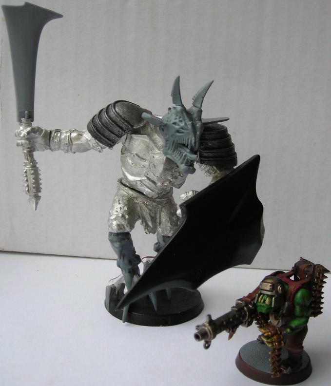 Monstrous Creature, Sword