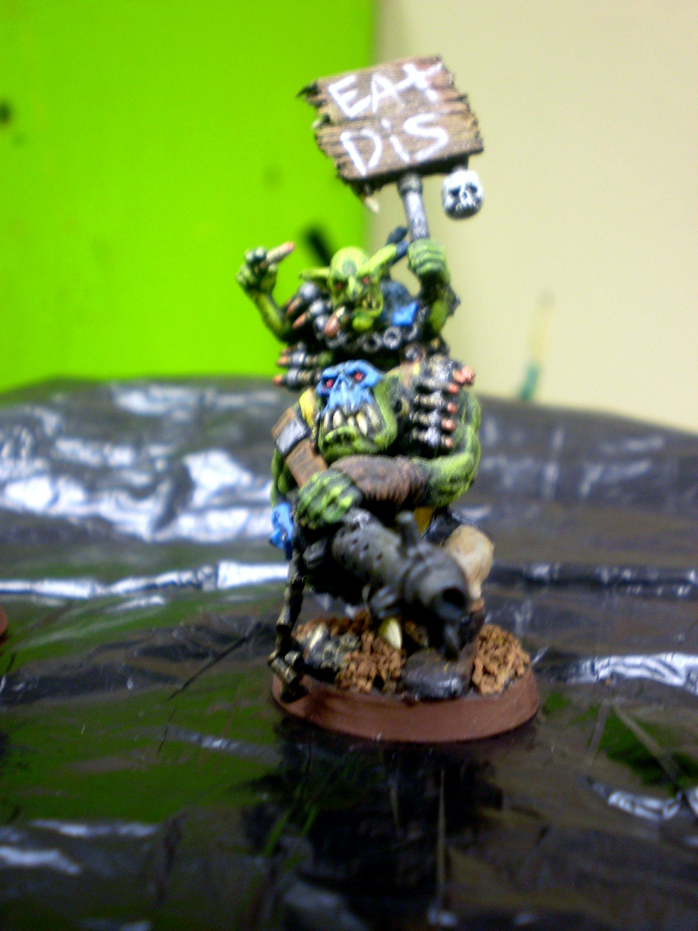 Orks, Ork Big shoota