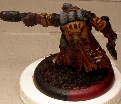 Grim Angus, Hordes, Trollbloods, Work In Progress
