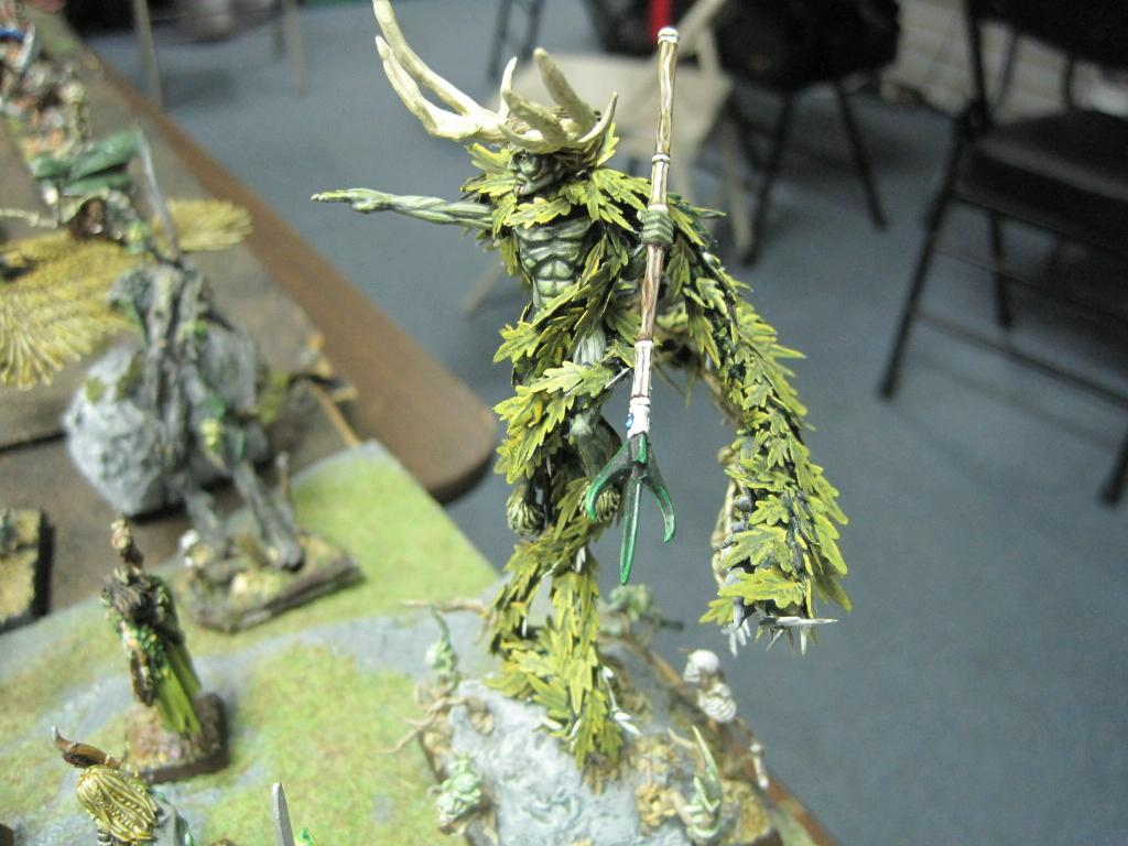 Coversion, Orion, The Deciever, Wood Elves
