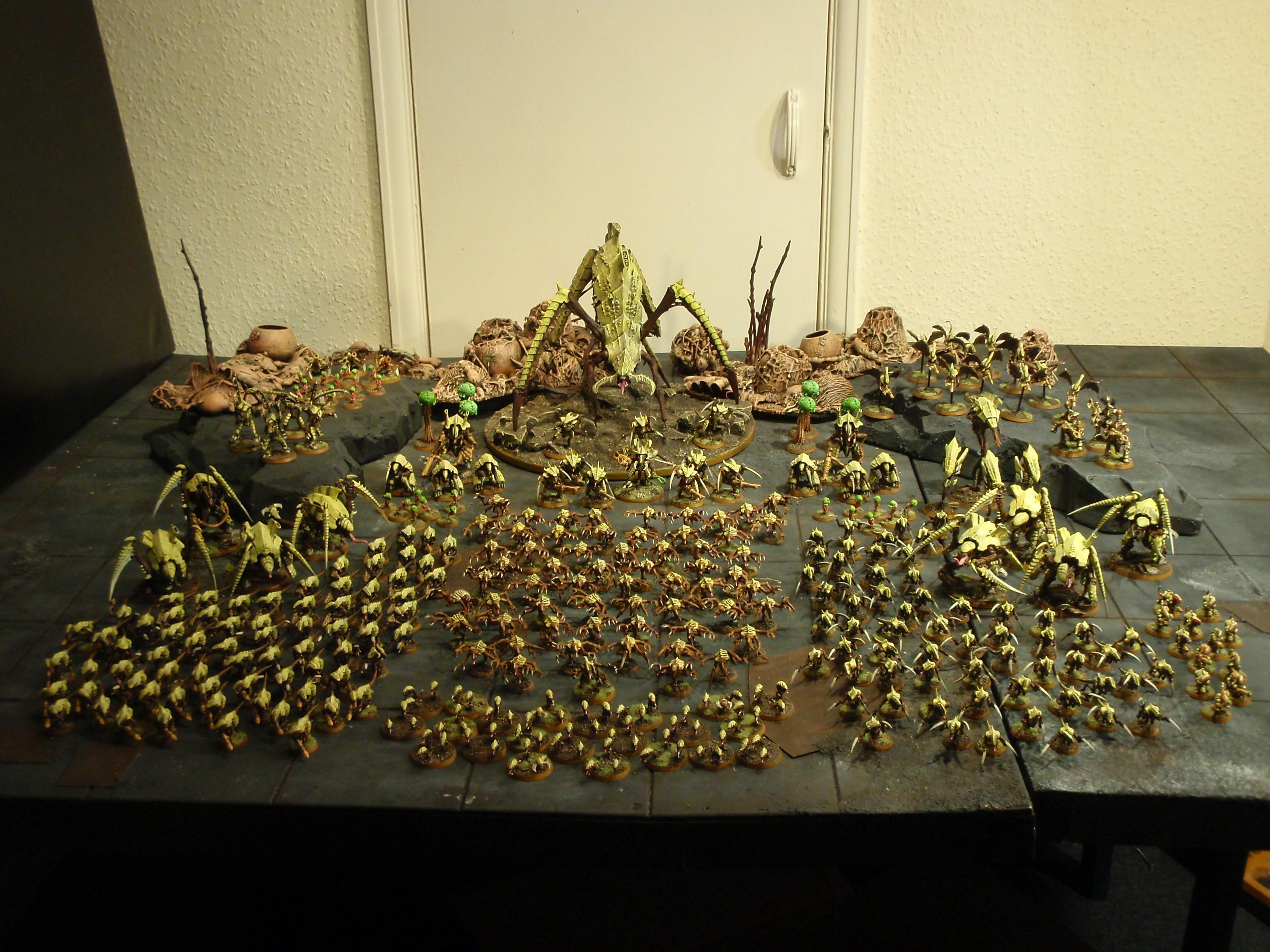Apocalypse, Army, Horde, Nids, Tyranids