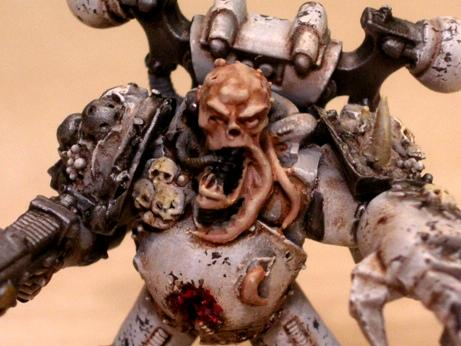Death Guard, Nurgle, Plague Marines, Warhammer 40,000