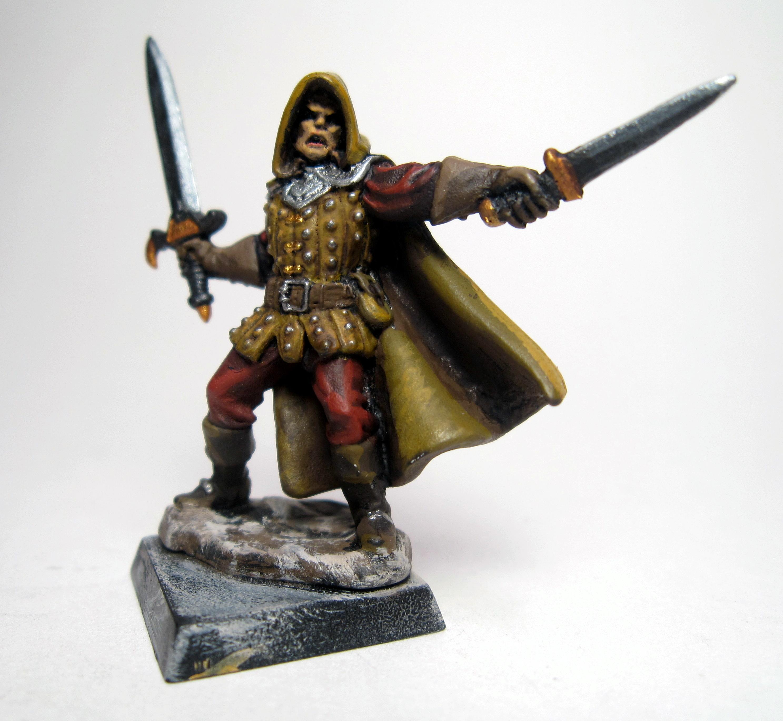 Oakbriar, Rangers, Reaper