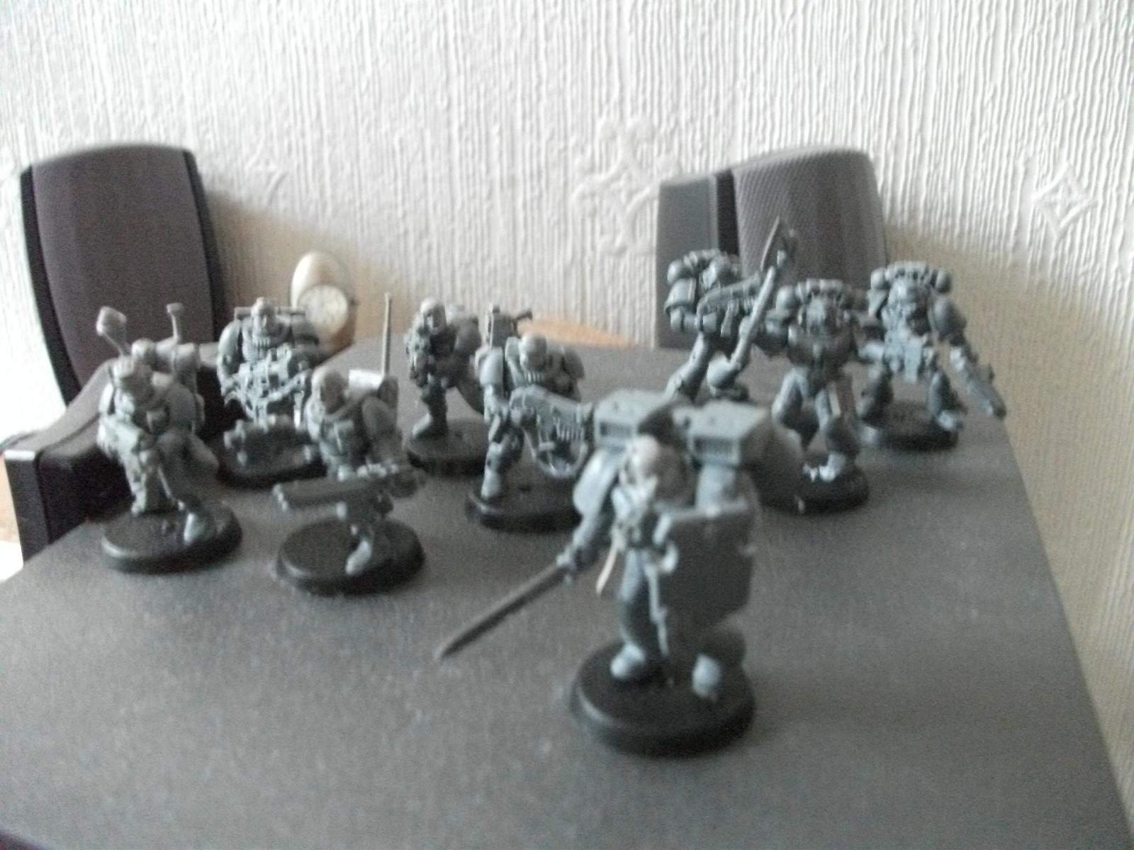 full army shot so far