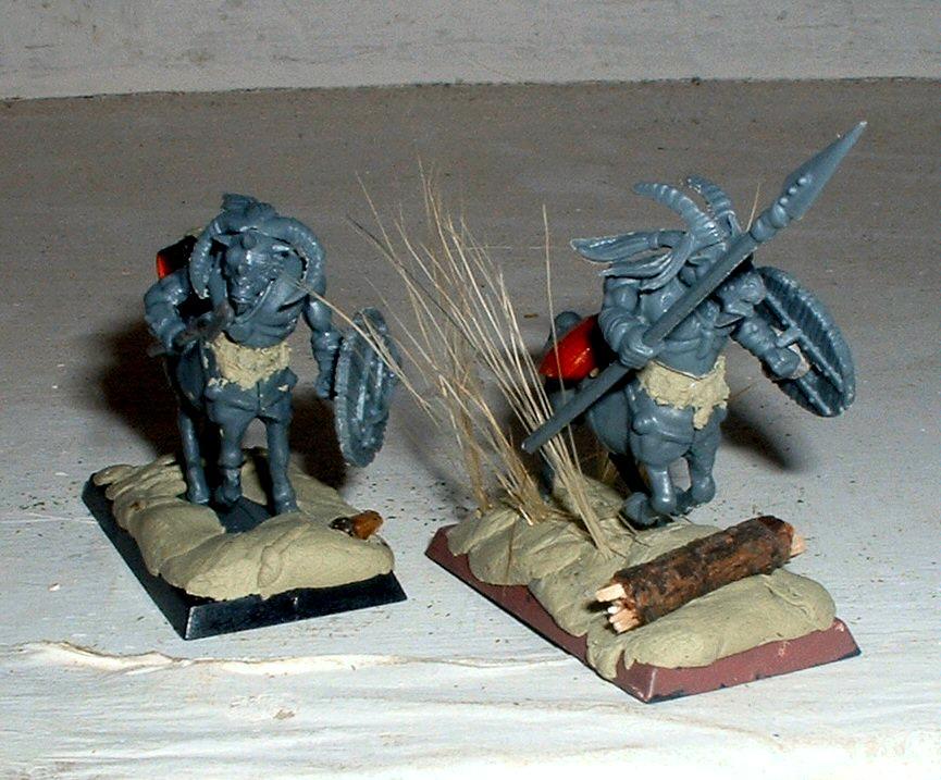 Beastmen, Centigor, Nurgle