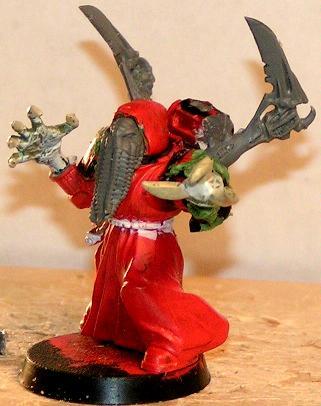 Genestealer Cult, Magus, Warhammer 40,000