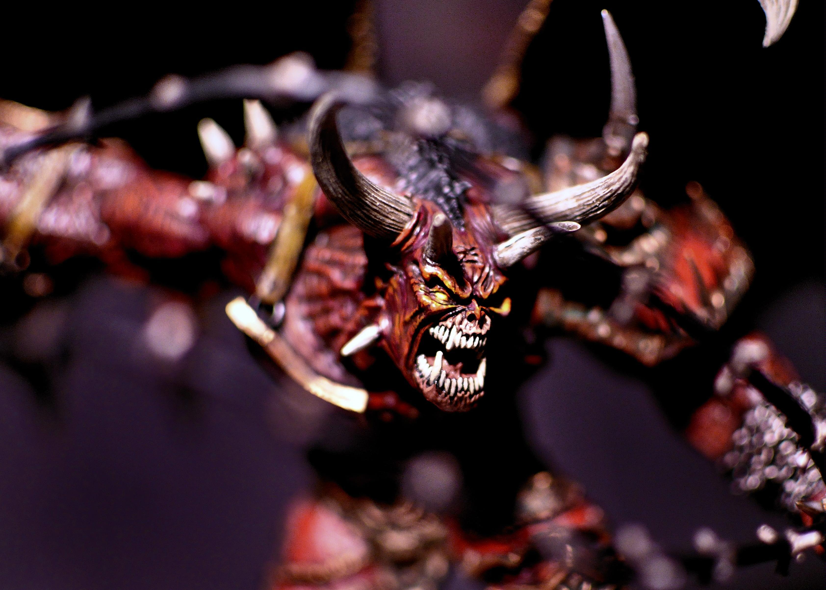 Chaos, Daemons