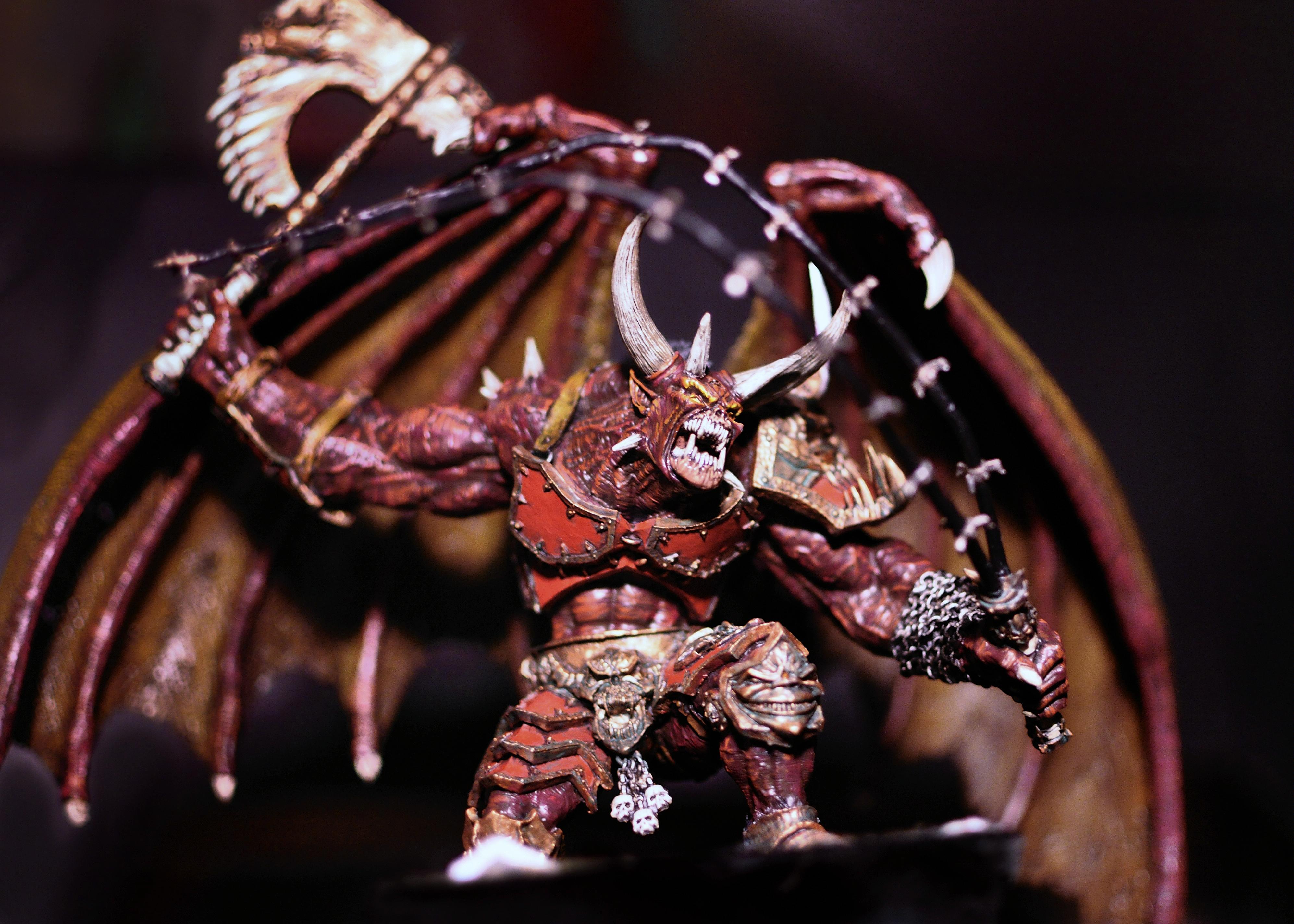Bloodthirster, Forge World, Khorne