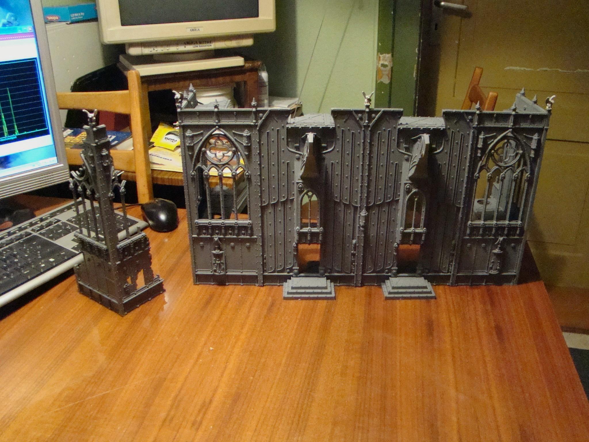 Buildings, Terrain, Warhammer 40,000