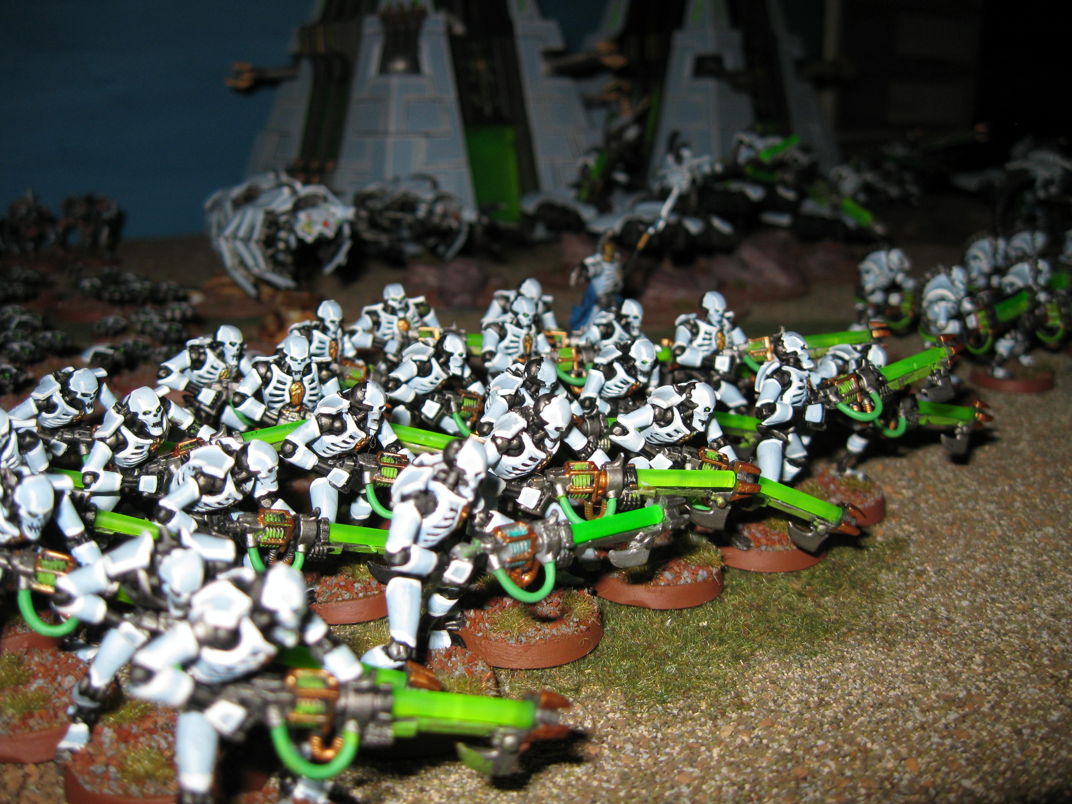 Necrons, Warhammer 40,000