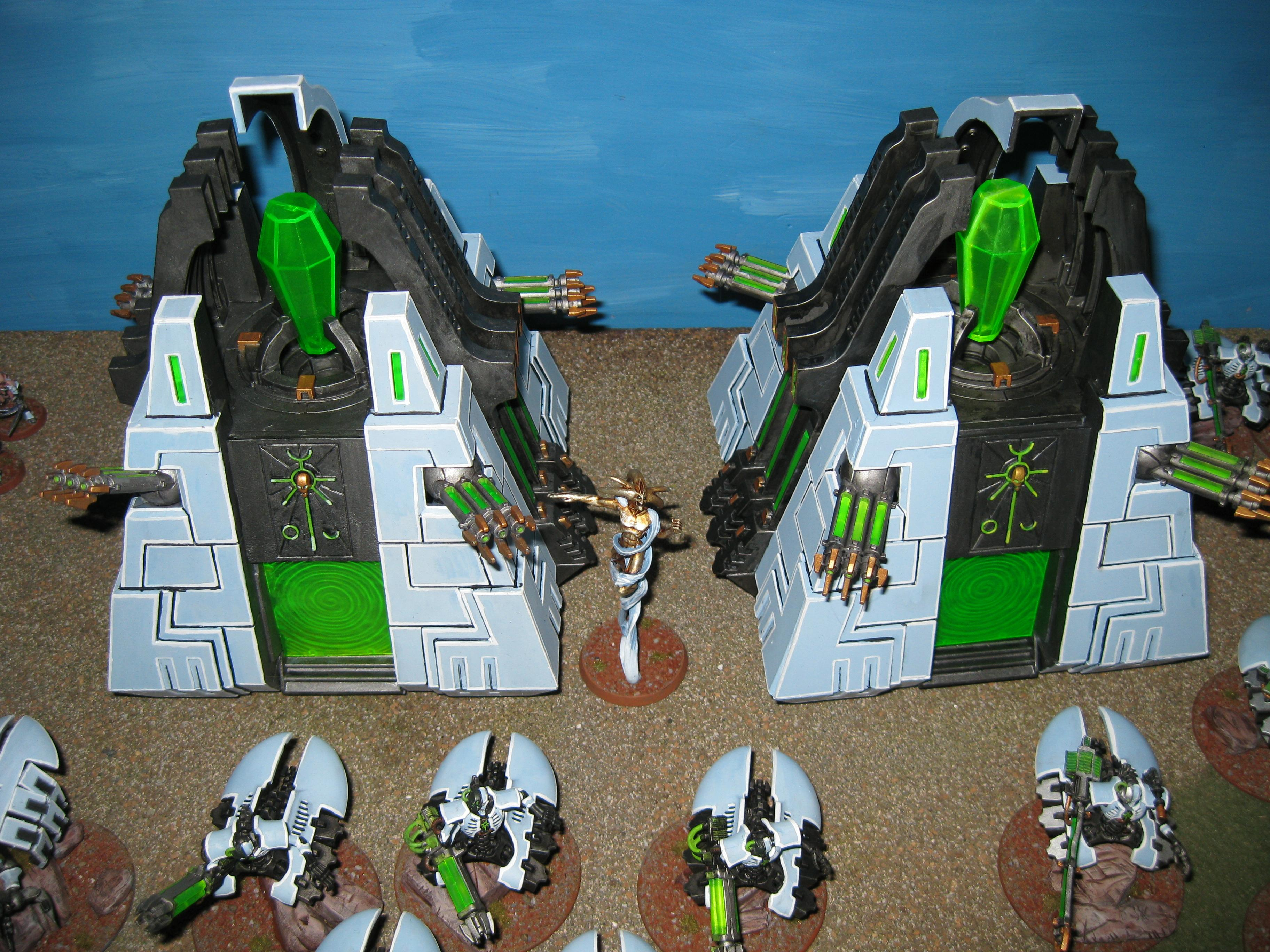 Deciever, Monoliths, Necrons