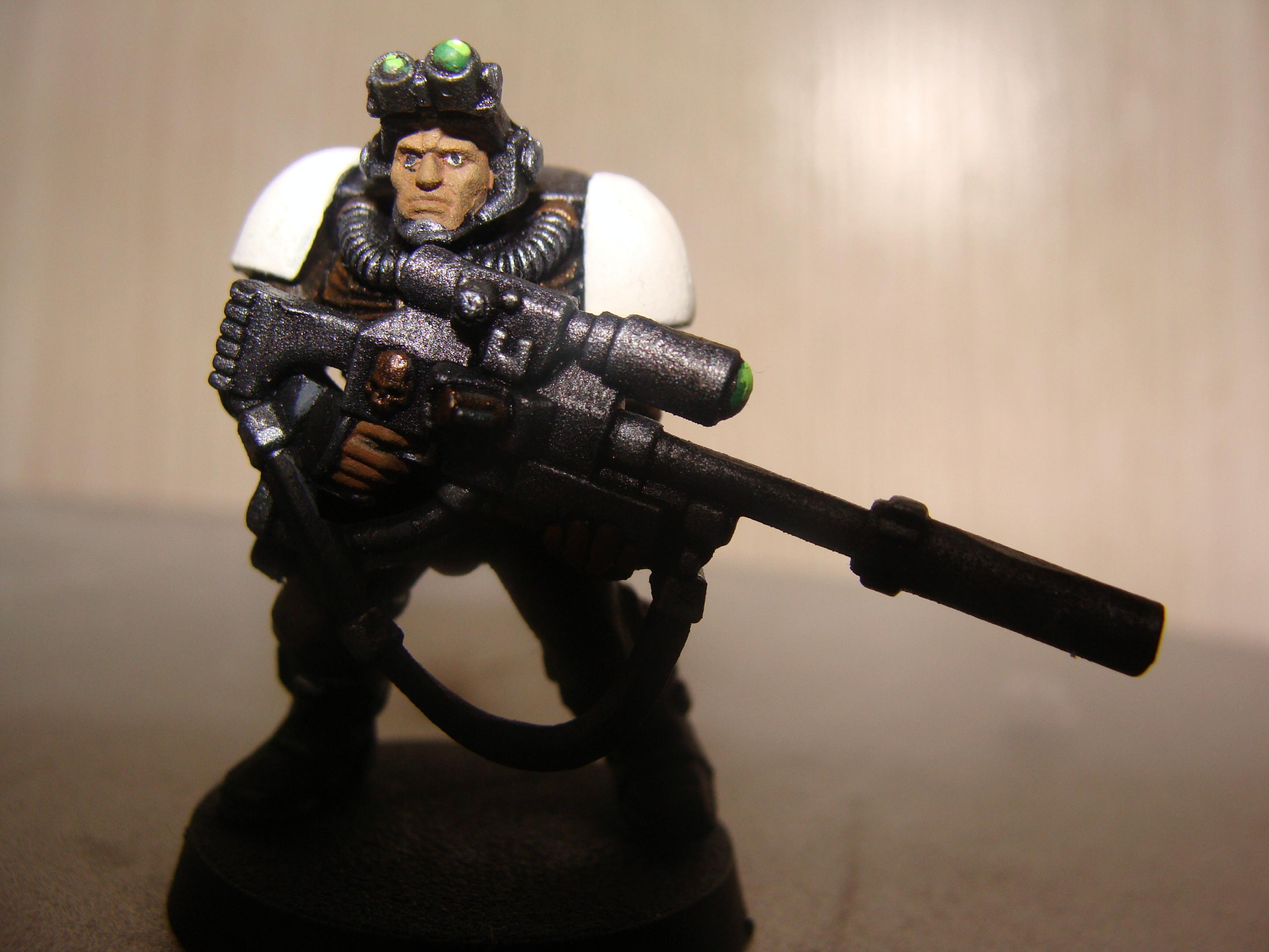 Scouts, Snipers, Space Marines, Warhammer 40,000