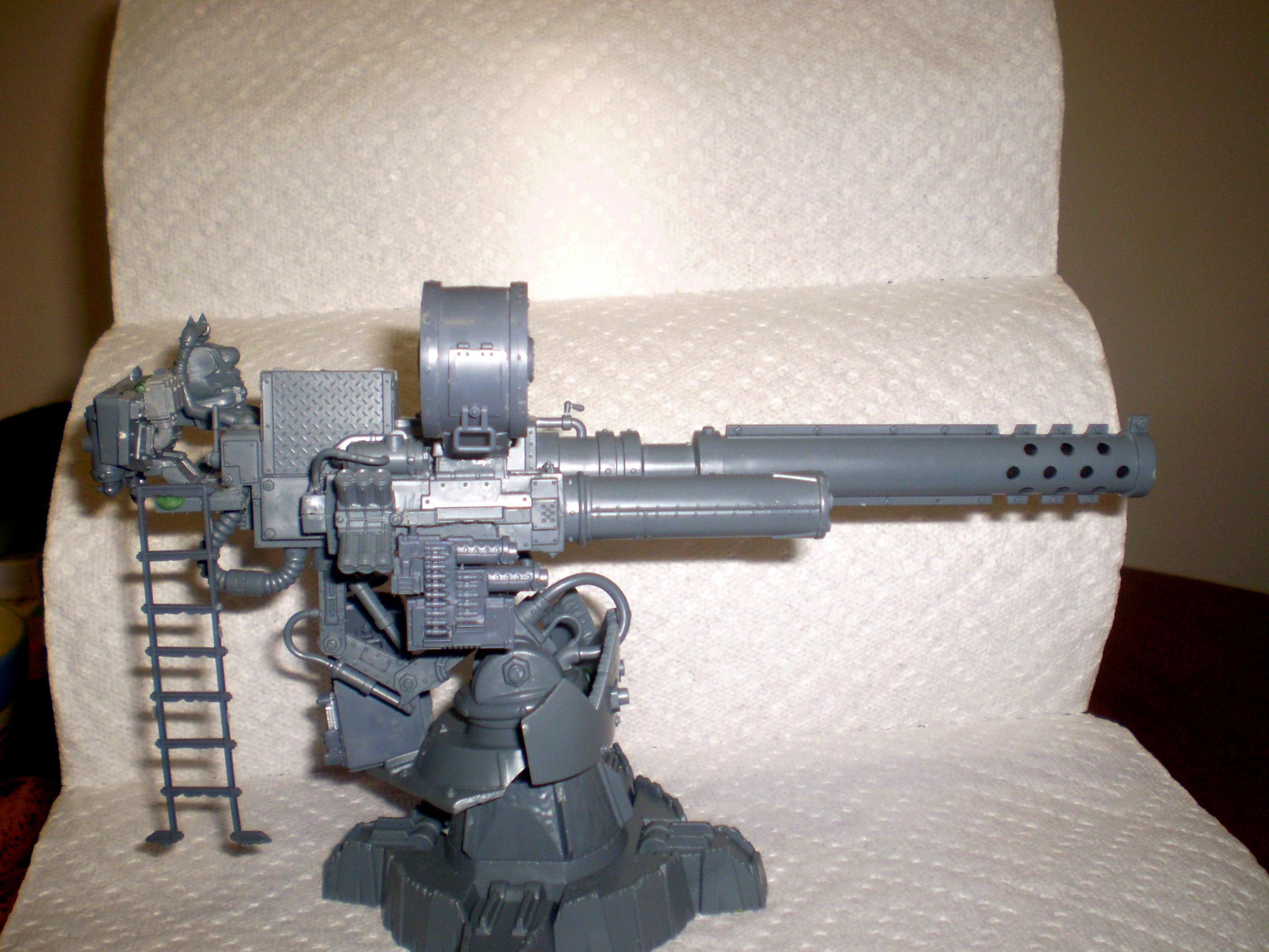 Big Gunz, Conversion, Orcs, Warhammer 40,000