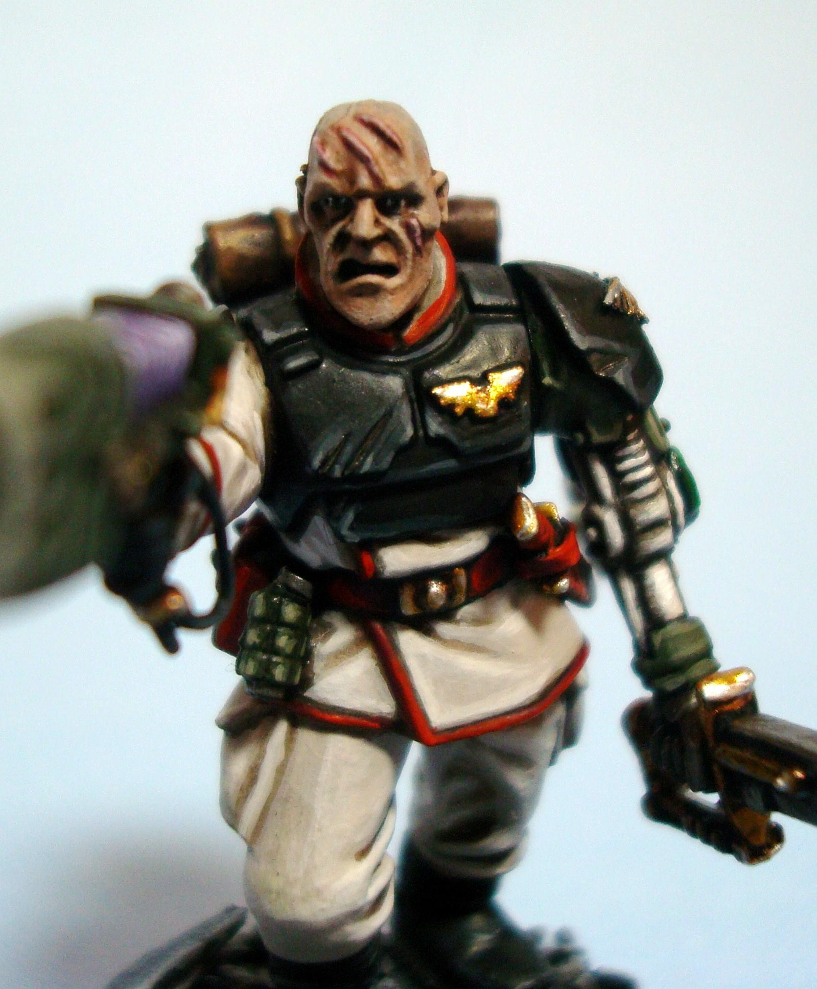 Awesome Paint Job, Guard, Imperial Guard, Inquisition