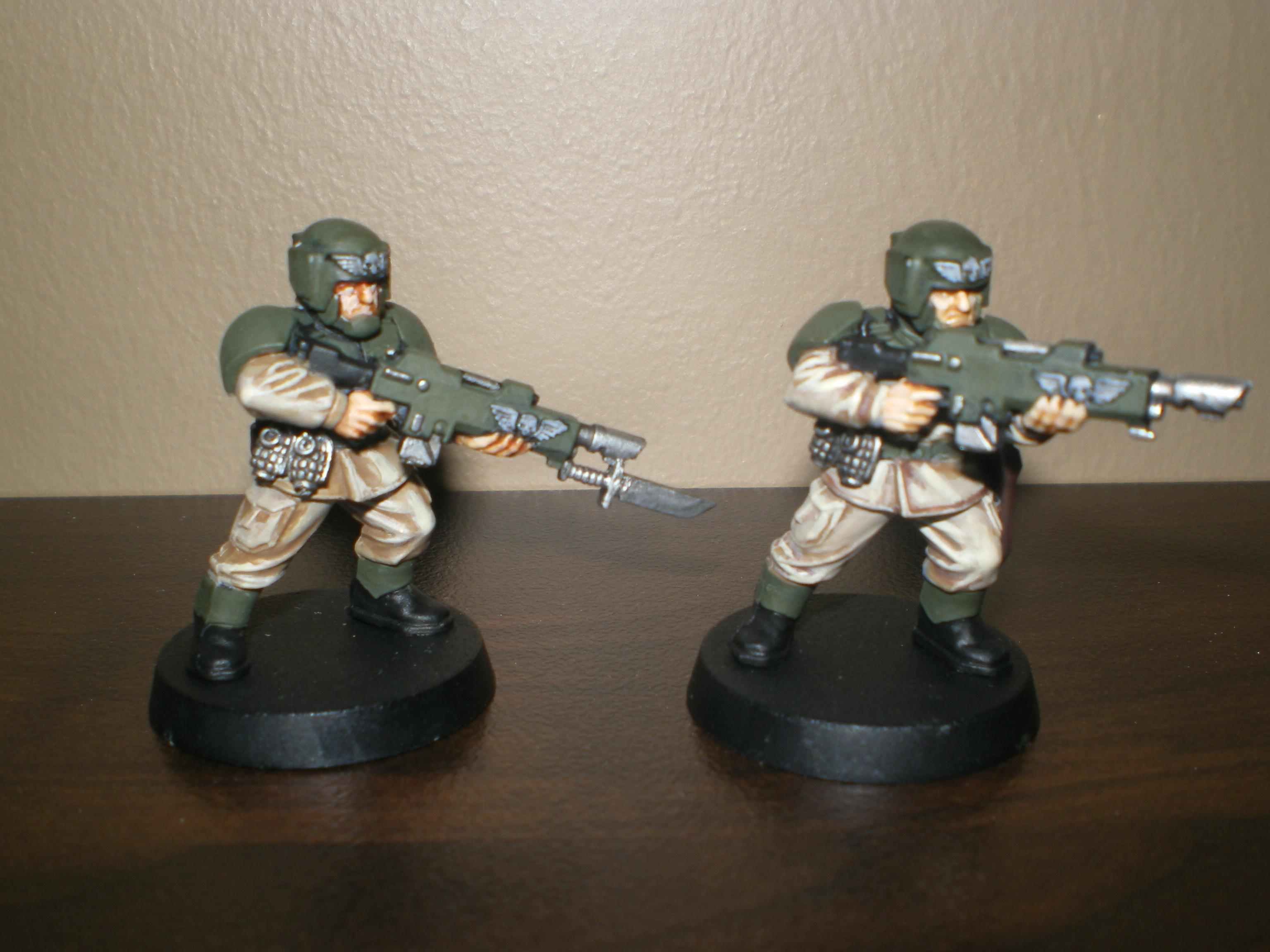 Cadians, Guard, Imperial