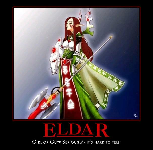 Eldar Humor Motivational Poster Poster Gallery