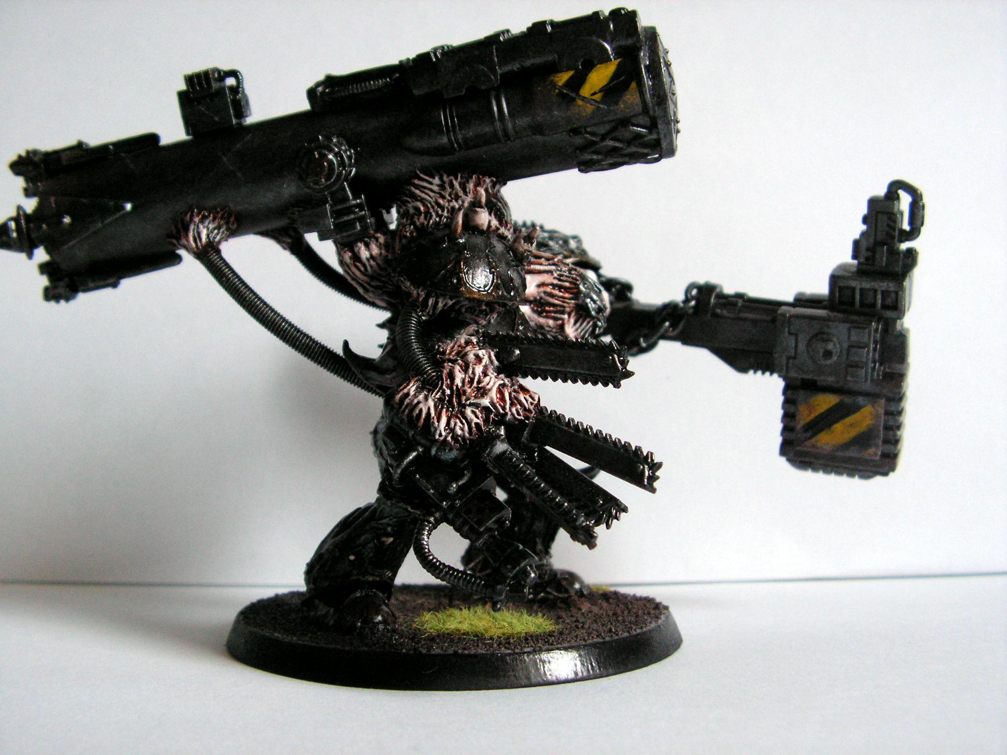 Chaos Space Marines, Daemon Prince, Daemon Prince Iron Warriors, Daemons, Iron Warriors, Prince, Warhammer 40,000