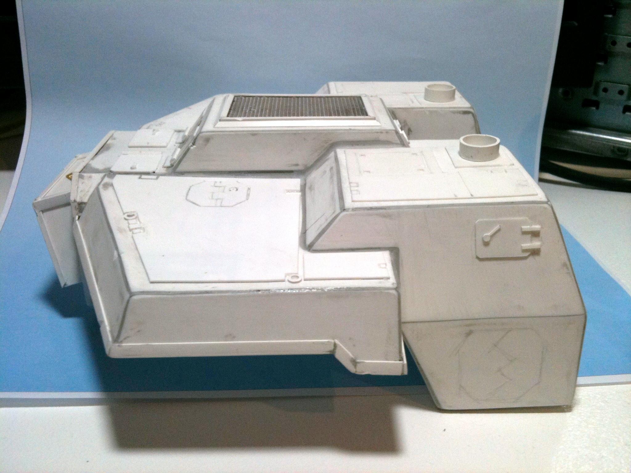 Scratch Build, Titan, Warhound