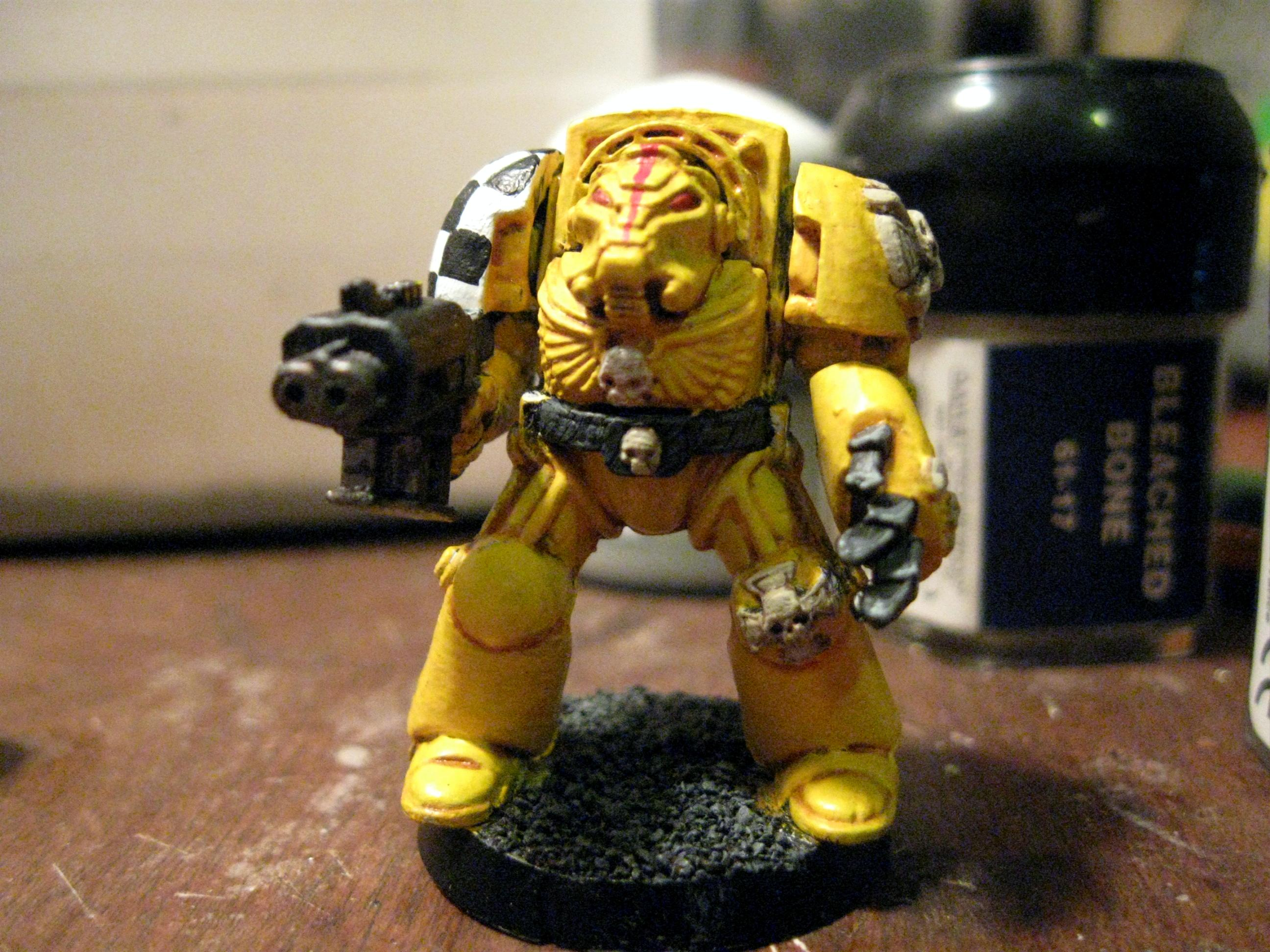 Lamenters, Power Fist, Space Marines, Terminator Armor, Warhammer 40,000