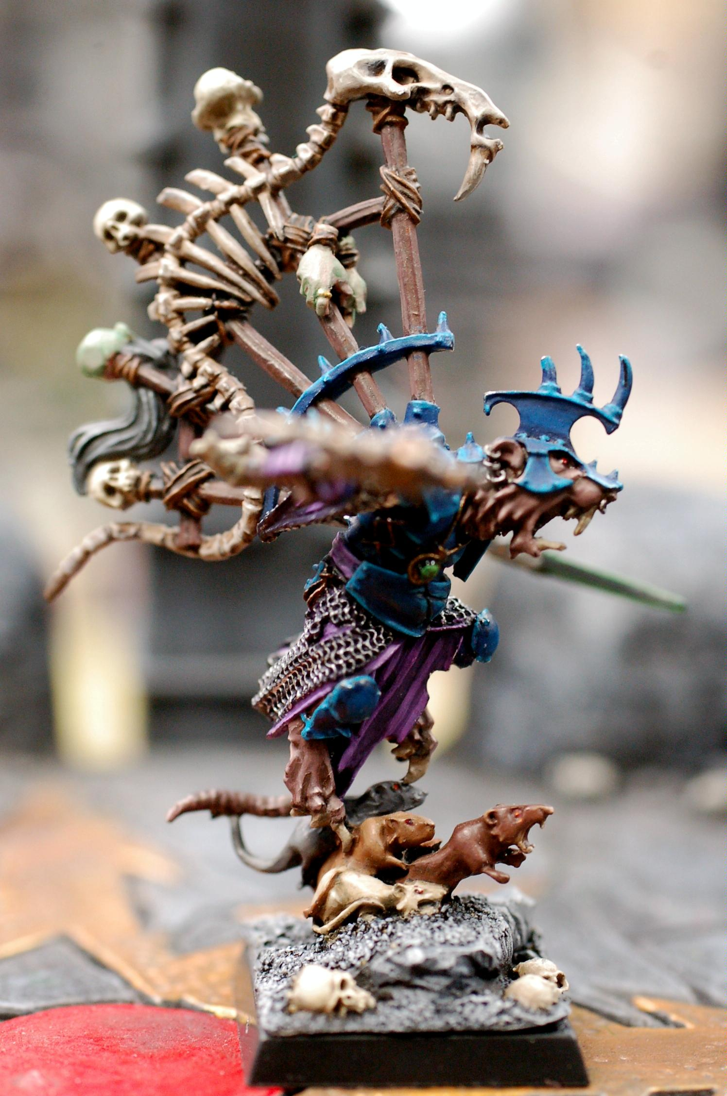 Chaos, Rat, Skaven, Warhammer Fantasy