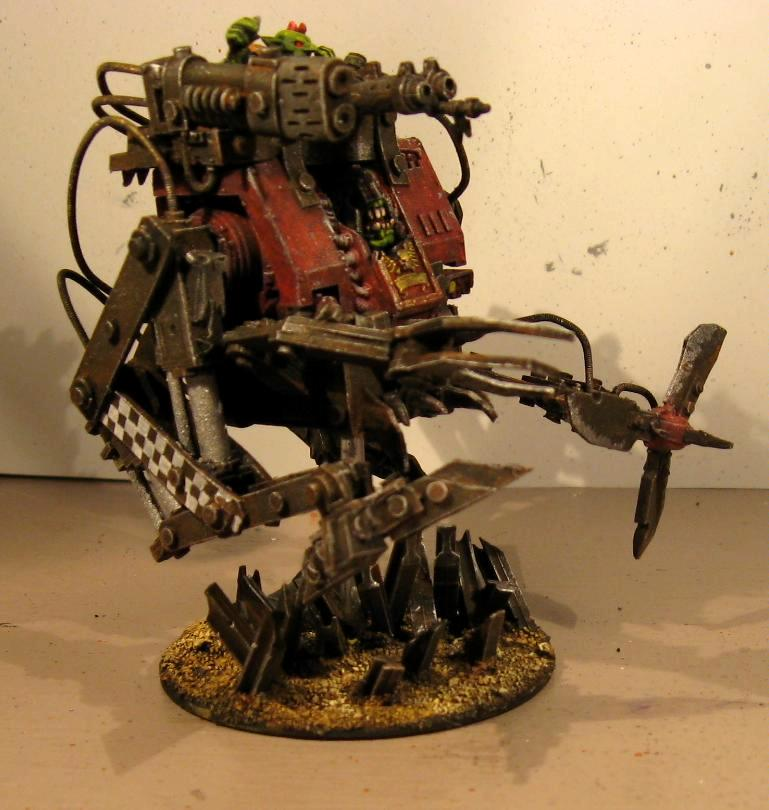 Dreadnought, Orks