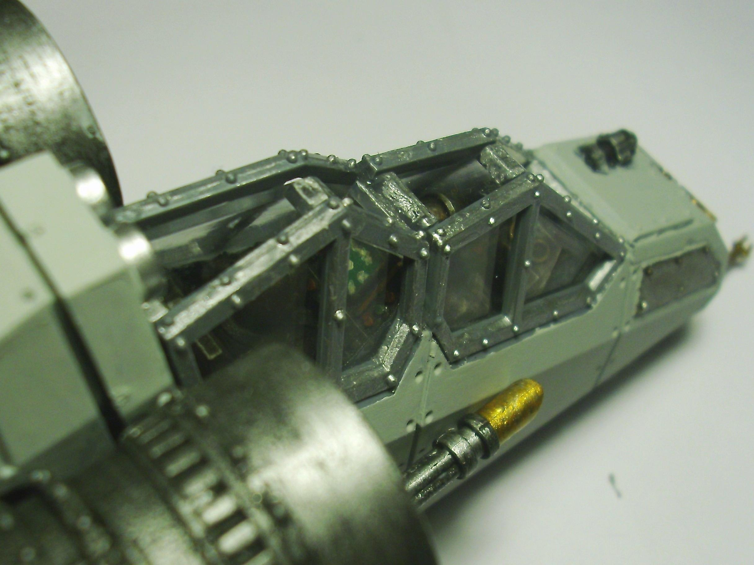 Cockpit: View 1