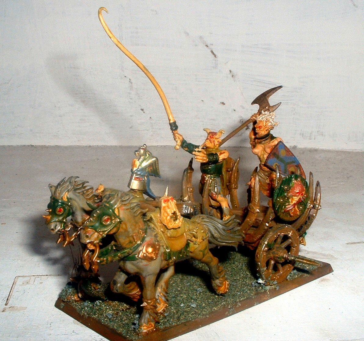 Wargor on Chariot 2