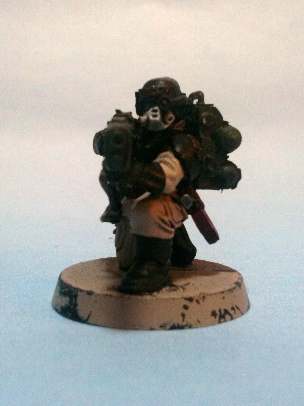 Astra Militarum, Imperial Guard