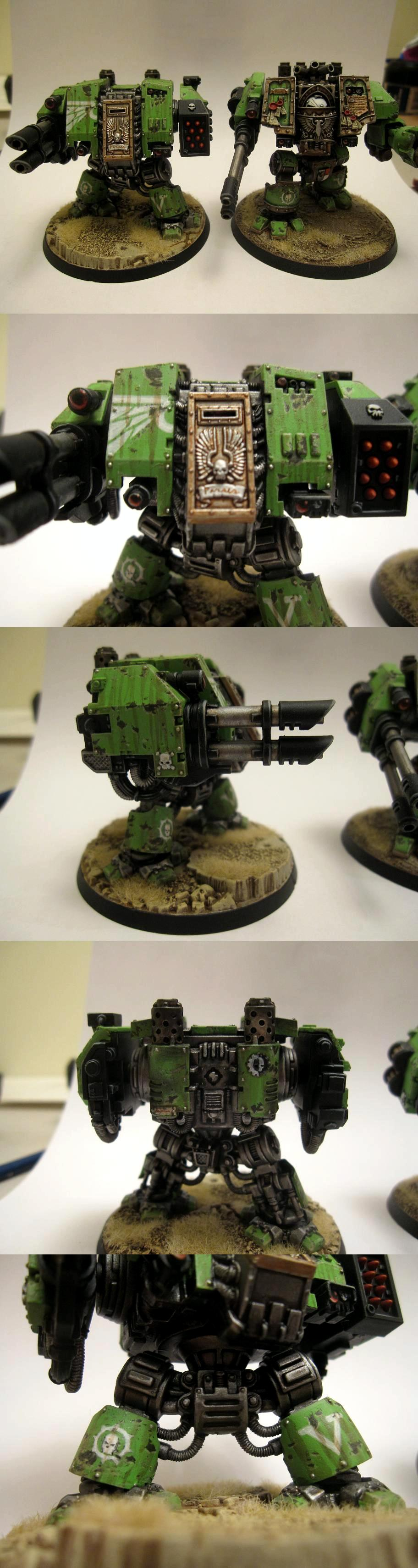 Badab War, Dreadnought, Sons Of Medusa, Space Marines, Warhammer 40,000