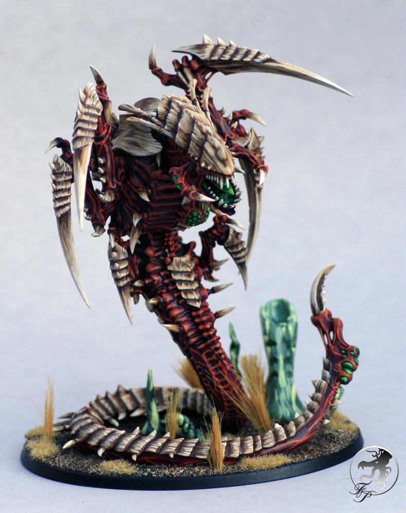 Mawloc, Menelker, Tyranids, Tyrgon, Tyson Koch, Warhammer 40,000
