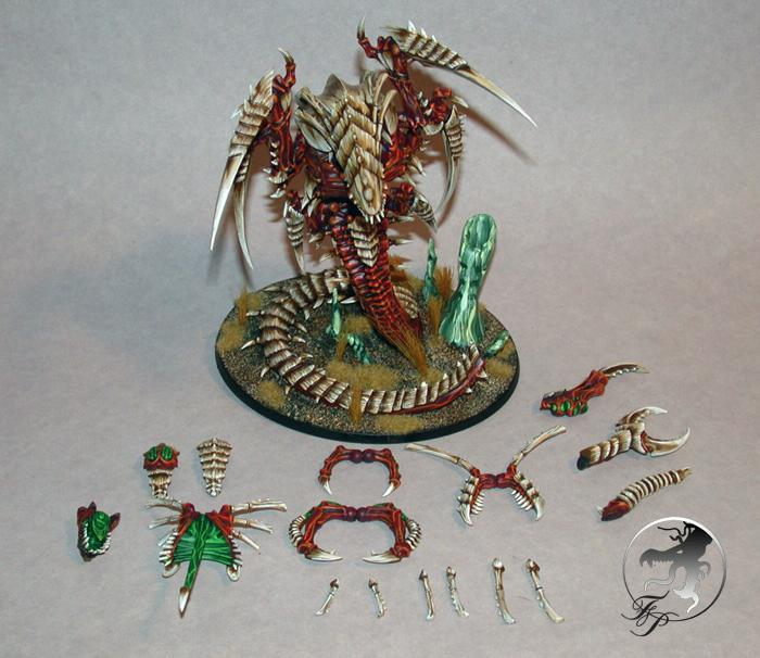Warhammer 40k Tyranid Trygon or Mawloc
