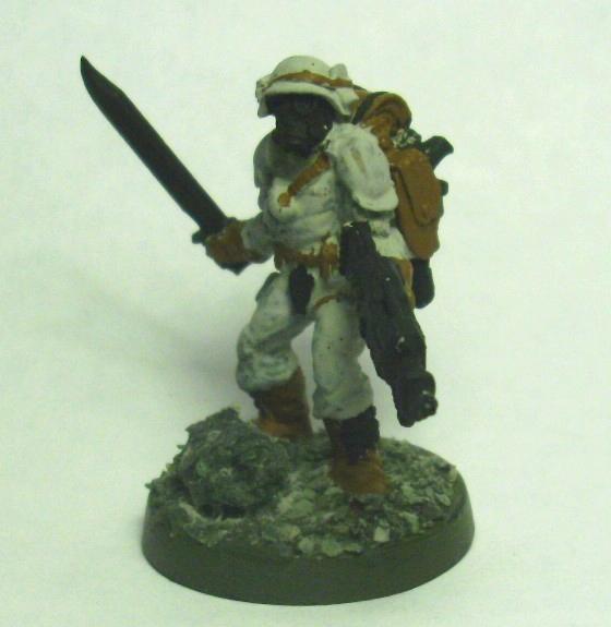My Veteran Guardsman DH Character