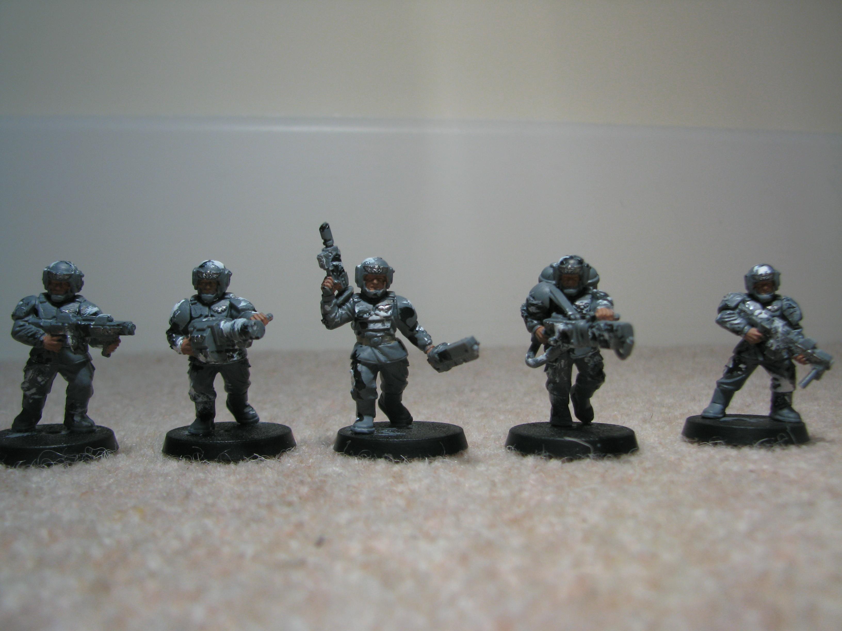 vetran squad