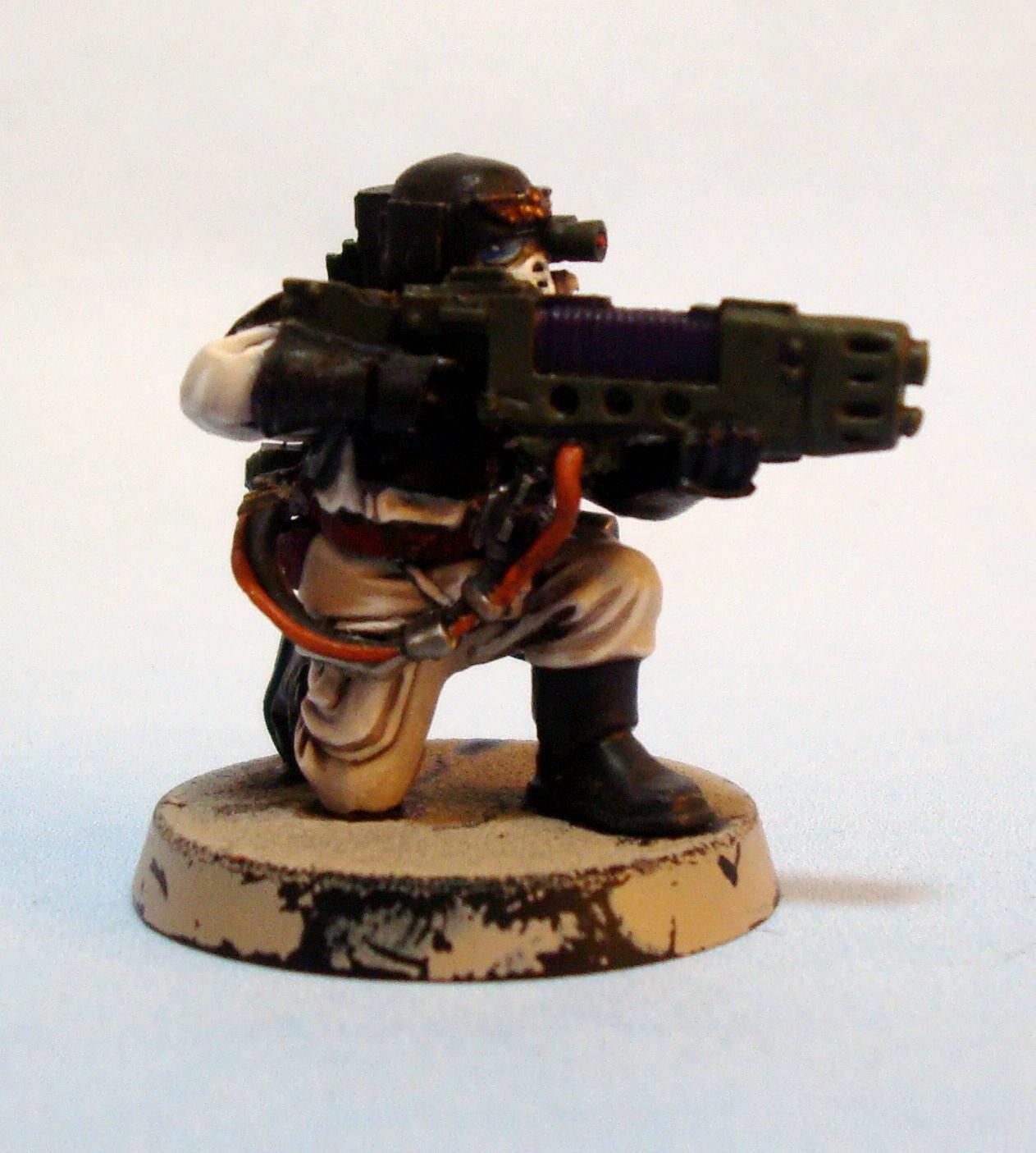 Cadians, Imperial Guard, Plasma