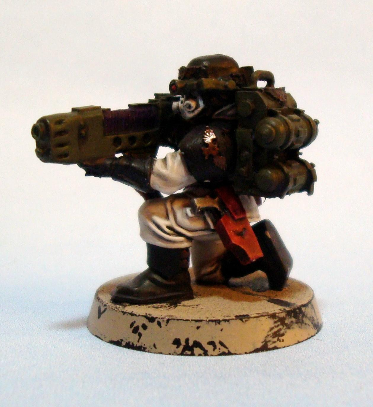 Imperial Guard, Special Weapons., Warhammer 40,000
