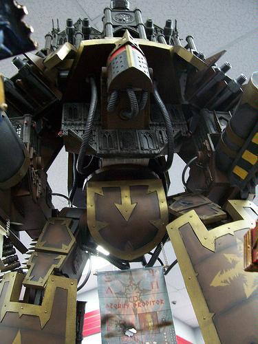 40k Scale Titan, Apocalypse, Chaos, Chaos Titan, Emperor, Emperor Titan, Imperator, Imperator Titan, Imperiator Titan, Scratch Build, Super-heavy, Titan, Warmaster