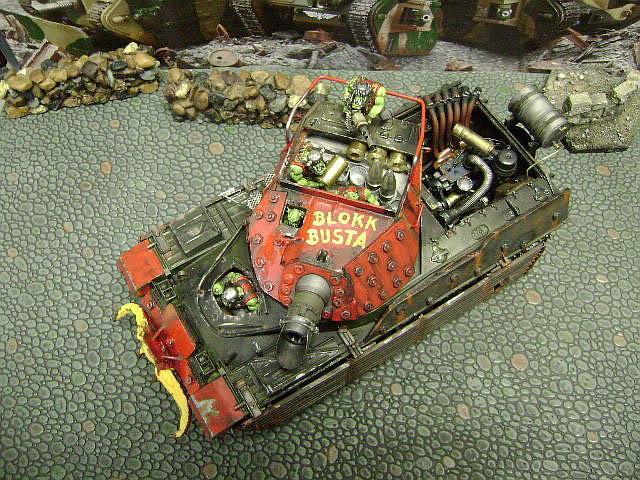 Abrams, Afvs, Armor, Battlewagon, M1, Orks, Tracks