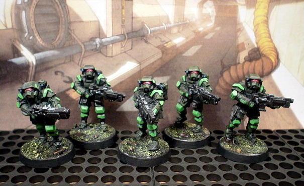 Imperial Guard, Pig Iron