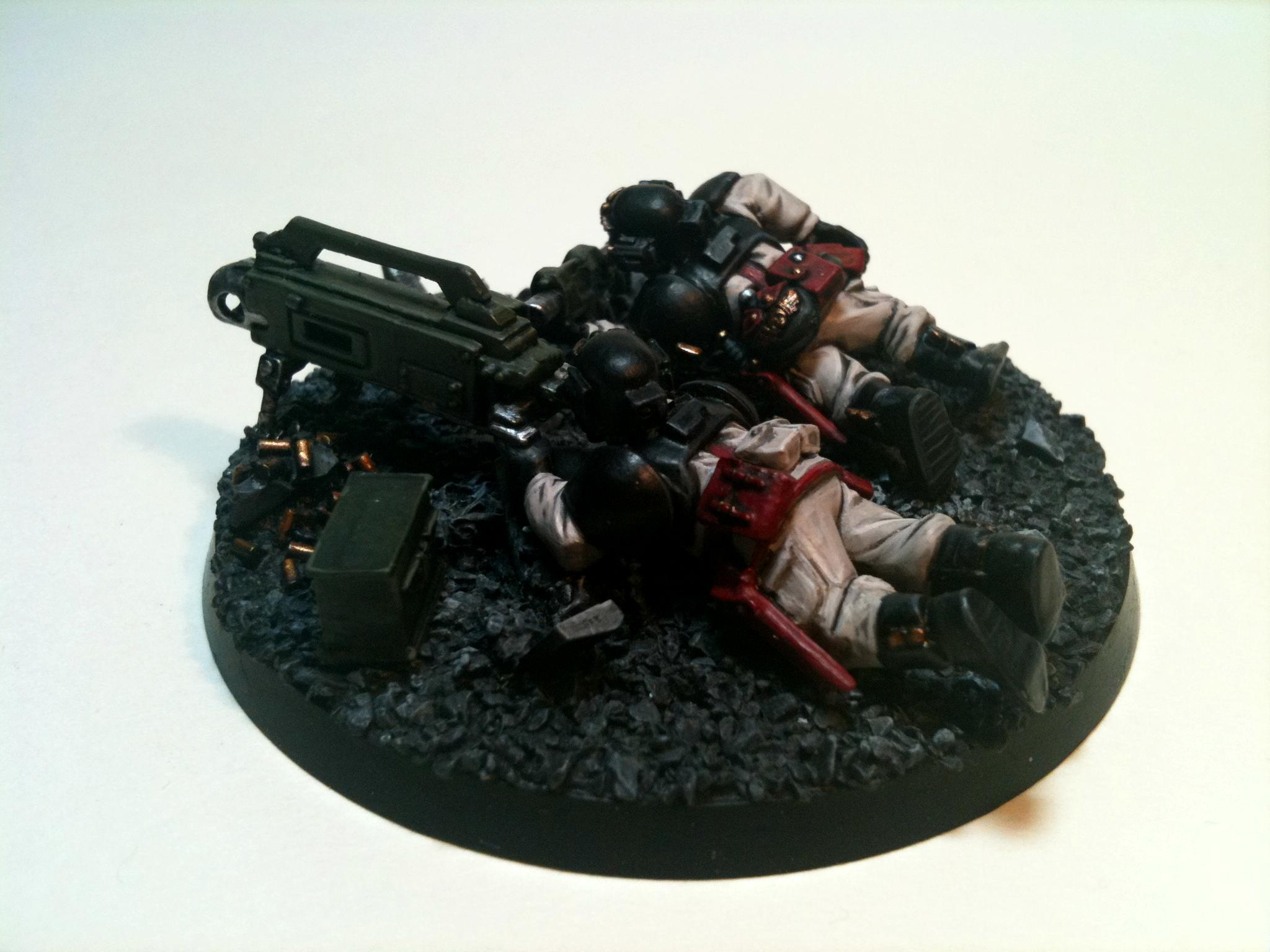 Heavy Bolter, Imperial Guard, Inquisitorial
