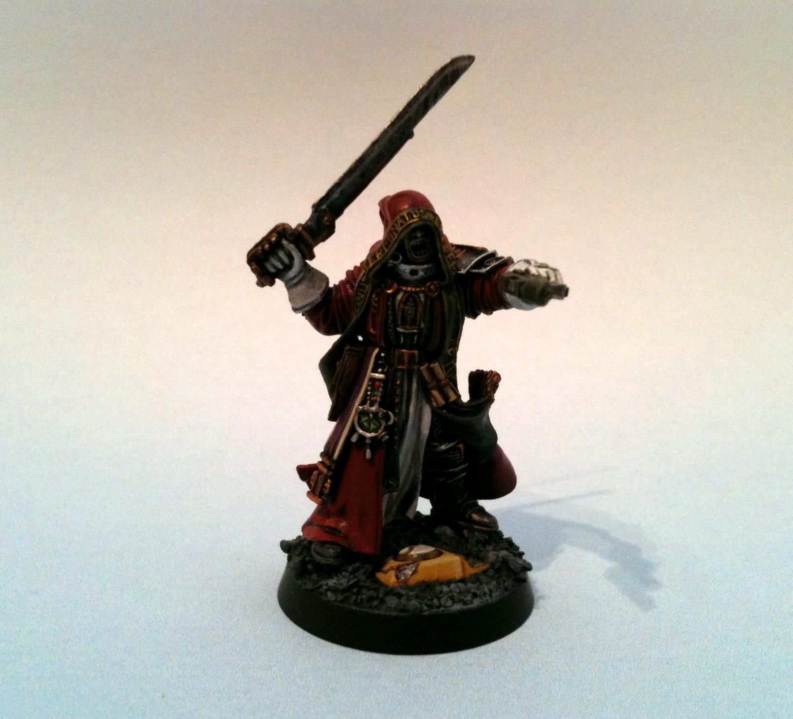 Imperial Guard, Inquisitor, Inquisitorial