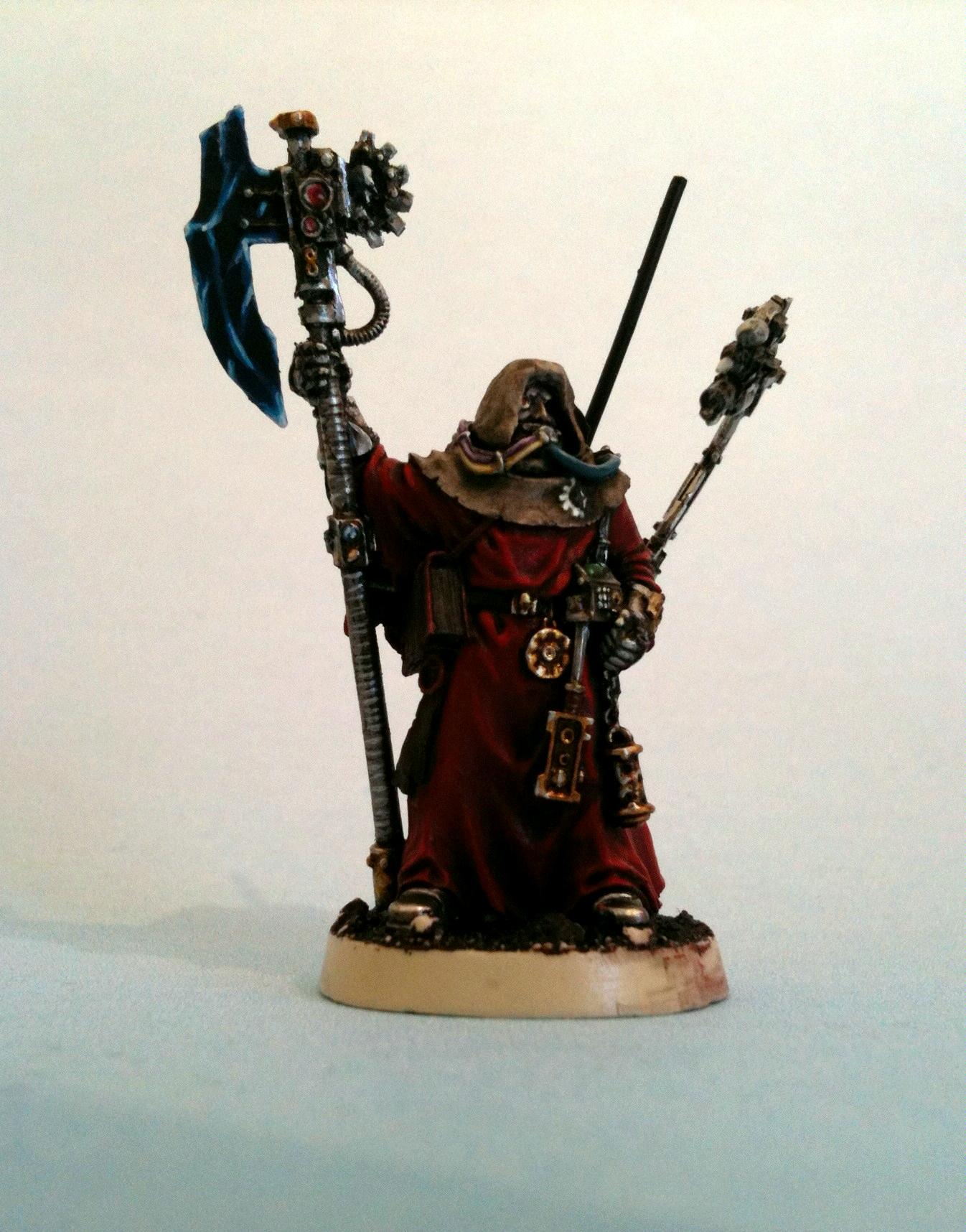 Imperial Guard, Inquisitor, Inquisitorial, Tech Priest